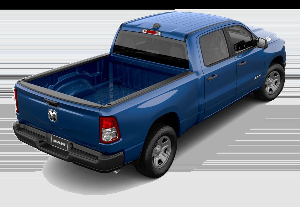 Blue Ram 1500 Crew Cab