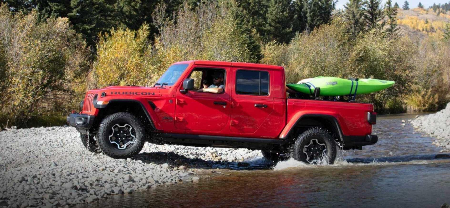 Most Off-Road Capable Trucks