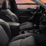 2021 Jeep Cherokee Interior Front Row Banner