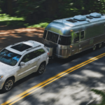 2021 Jeep Grand Cherokee Towing Banner