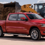 2021 RAM 1500 Weight Rating Banner