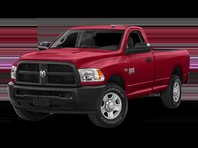 2019 RAM 2500 Red