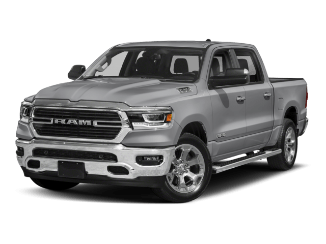2019 Ram 1500 Silver