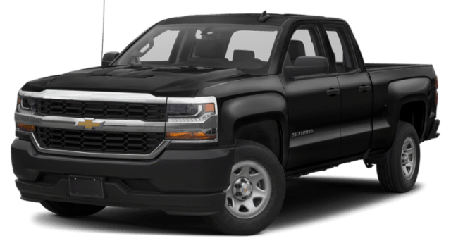 Black 2019 Chevy Silverado 1500
