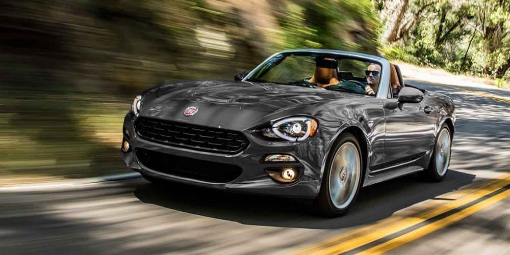 FIAT Spider on a Curve