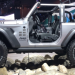 Jeep Wrangler Willys Chicago Auto Show