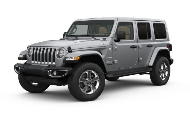 2019 Jeep Wrangler Colors Billet Silver Metallic