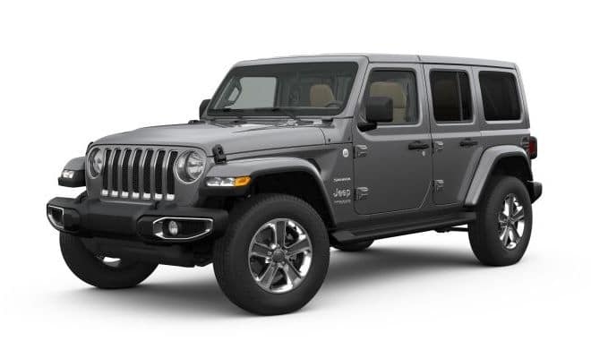 2019 Jeep Wrangler Colors Granite Crystal