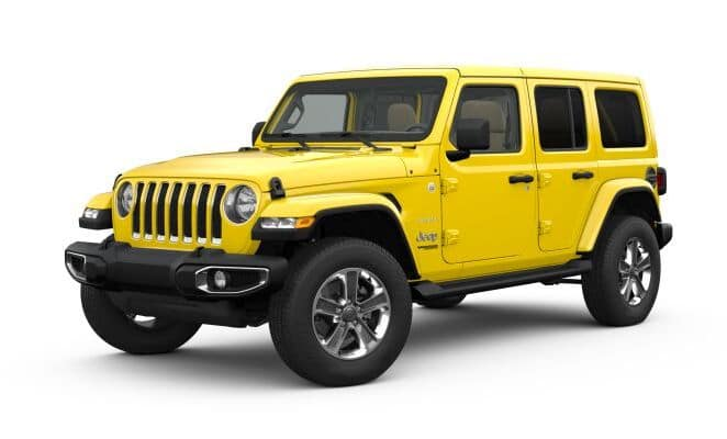 2019 Jeep Wrangler Colors Hellayella