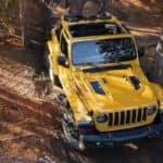 2019 Hellayella Jeep Wrangler