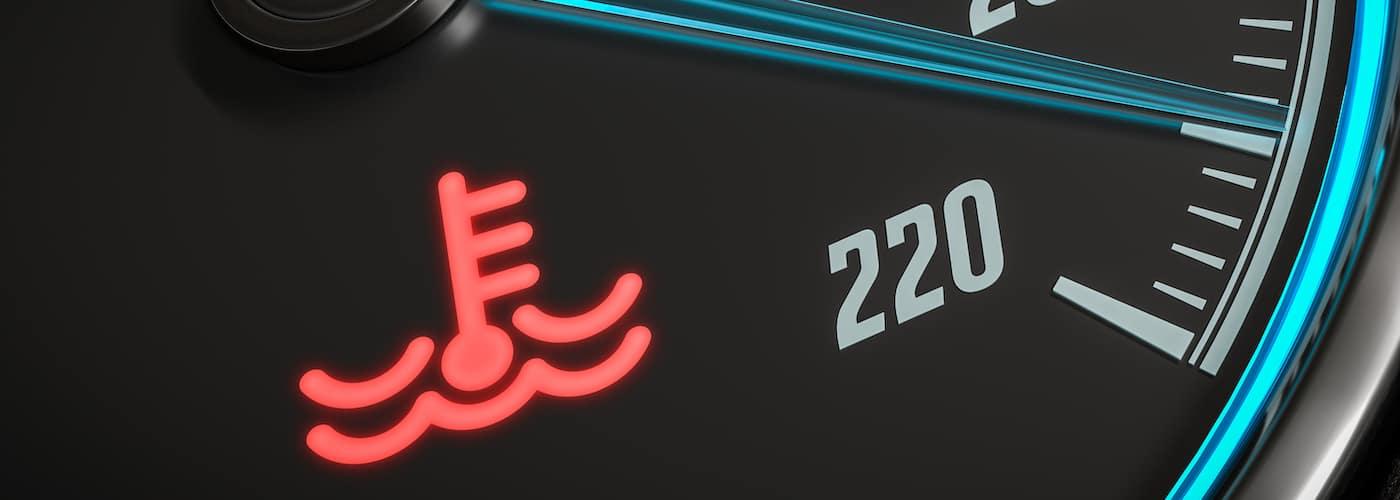 Car Heat Gauge