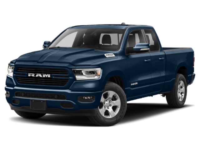2020 RAM 1500 Crew Cab