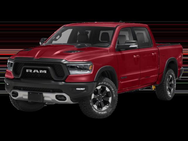 2020 RAM Rebel