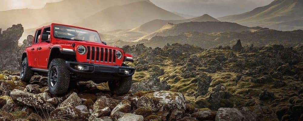 2020 Jeep Wrangler Off-Road