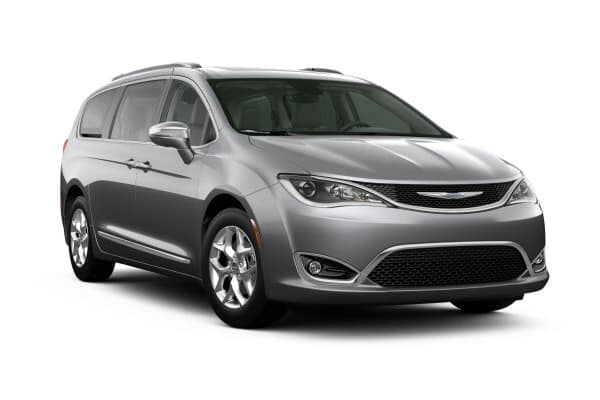 2020 Chrysler Pacifica Limited Trim