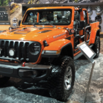 Chicago Auto Show Jeep Gladiator
