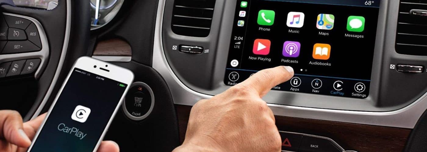 Chrysler Apple CarPlay Setup