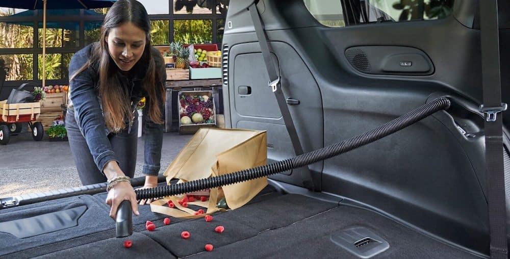 2020 Chrysler Pacifica Interior Vacuum