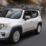 2021 Jeep Renegade Configurations
