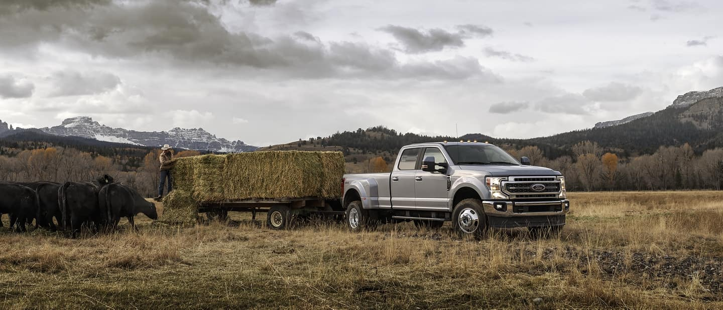 2020 Ford 250 Towing