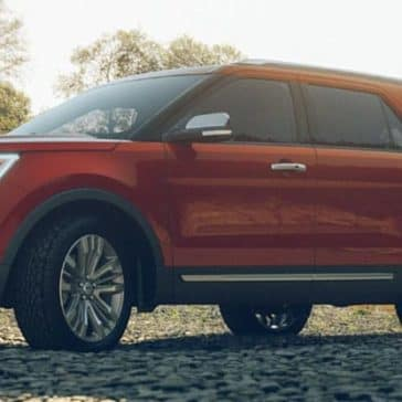 2019-Ford-Explorer-Parked