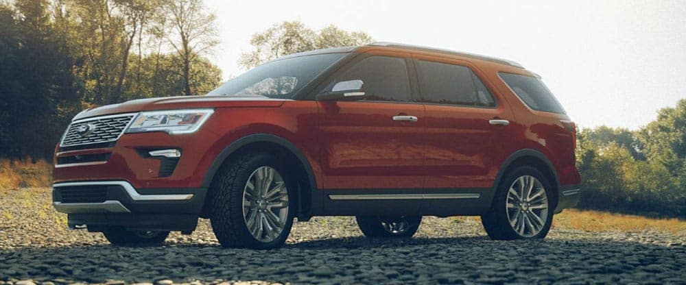 2019-Ford-Explorer-Parked