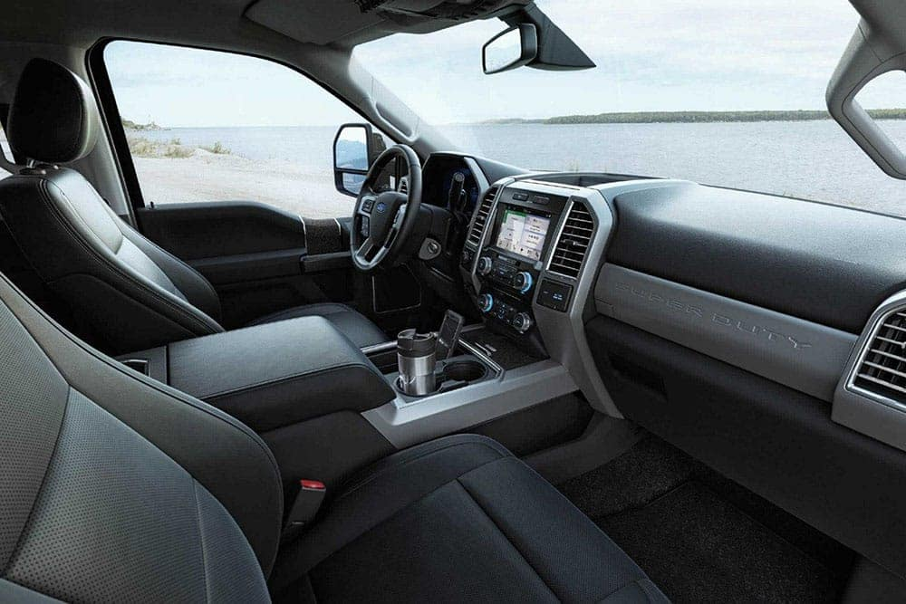 2019-Ford-F-250-Interior-Dashboard