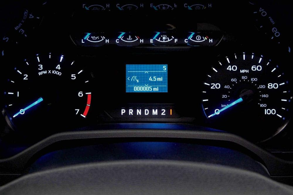 2019-Ford-F-250-Odometer