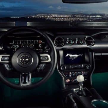 2019-Ford-Mustang-Bullitt-interior