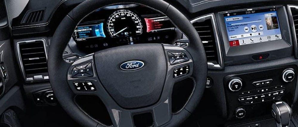 2019-Ford-Ranger-Steering-Wheel