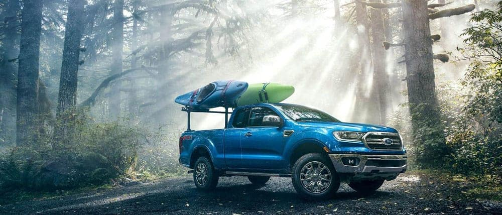 2019-Ford-Ranger-with-Kayak