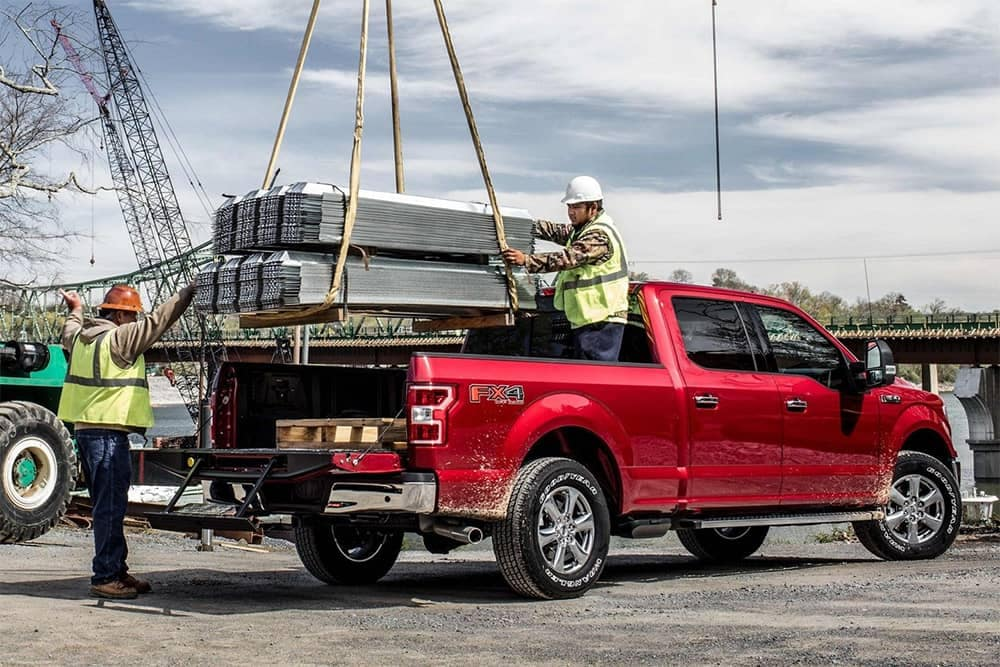 2019 Ford F-150 Truck Bed