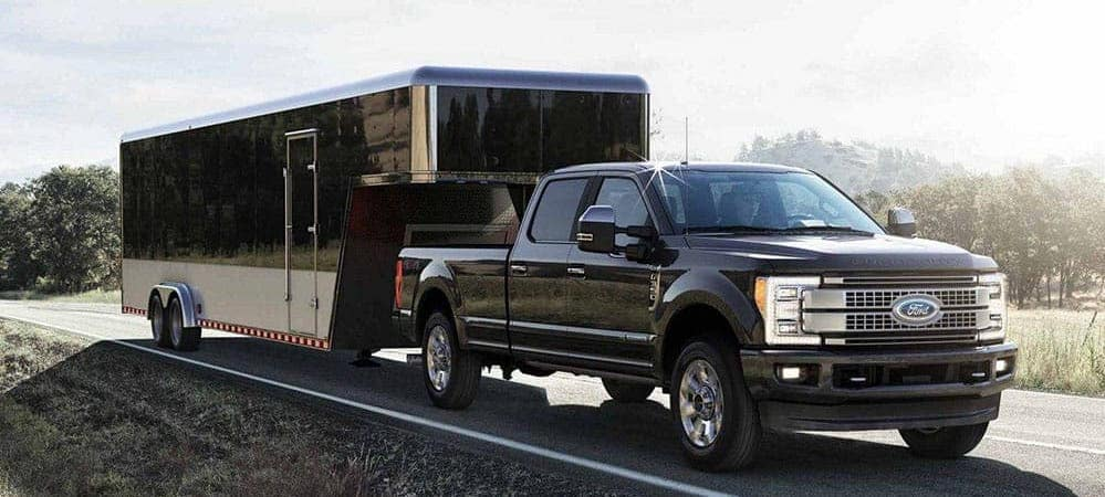 2019 Ford F-250 Towing