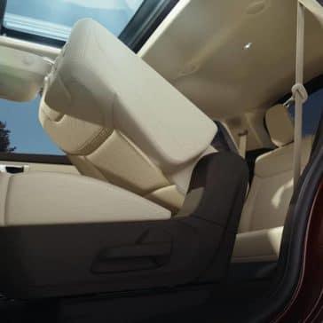 2020 Ford Explorer Folding Seat