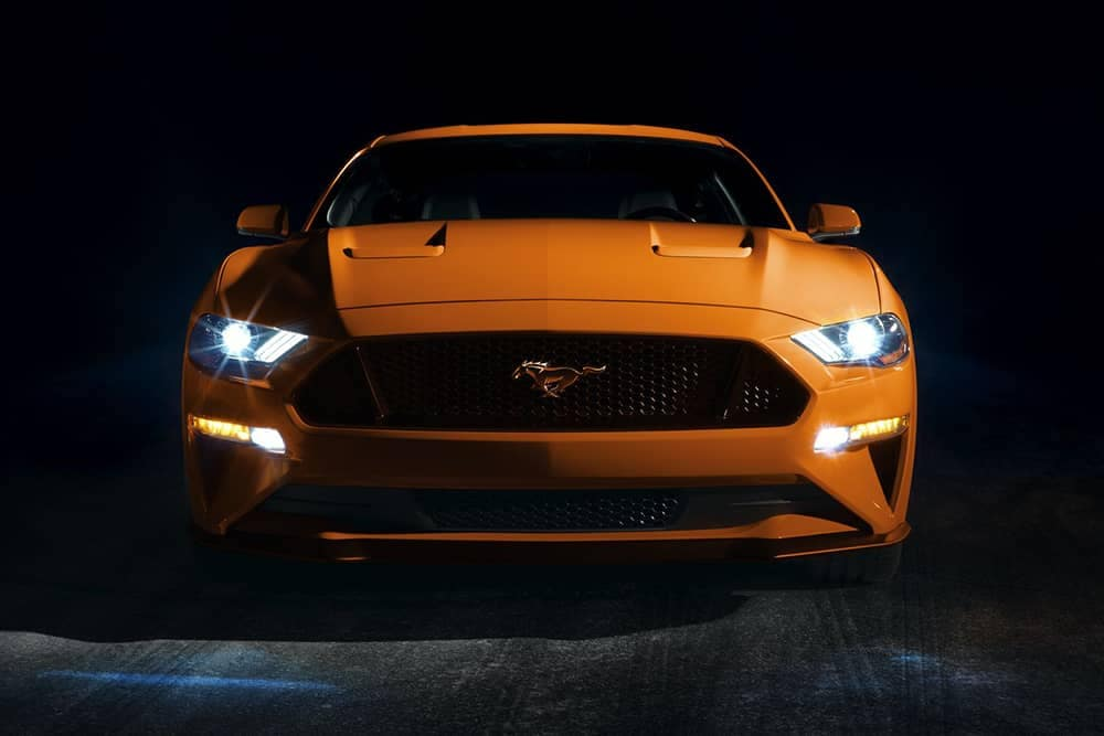 2020 Ford Mustang LED Fog Lamps