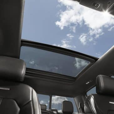 2020 Ford F-150 Moonroof
