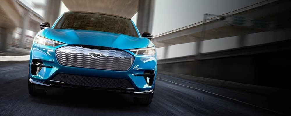 2021 Ford Mustang Mach E Ford Mustang Suv Sam Leman Ford