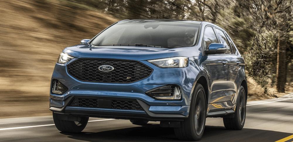 2020 Ford Edge Handling & Capability Banner