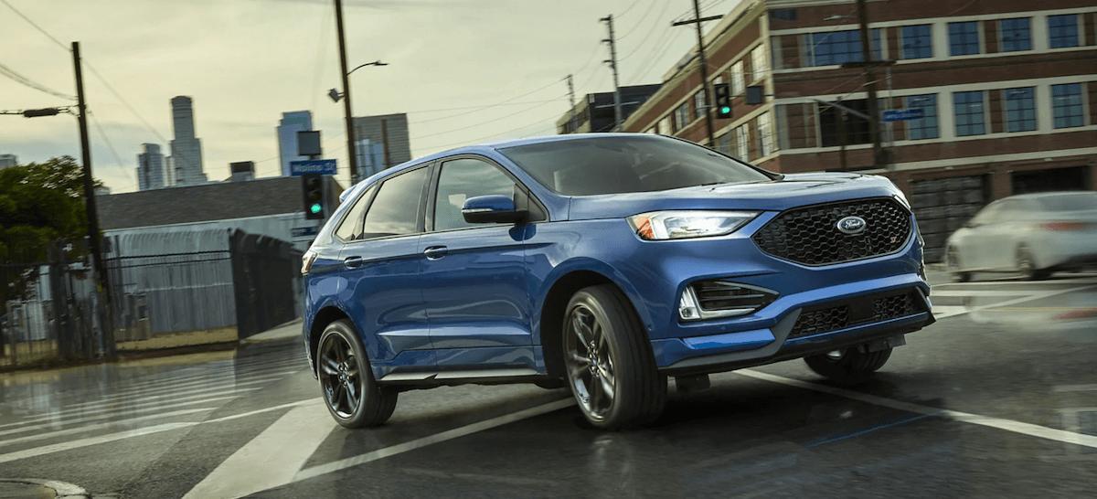 2021 Ford Edge Capability Banner