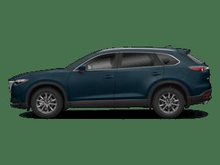 Mazda CX-9 dark