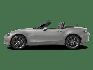 Mazda MX-5 Miata grey