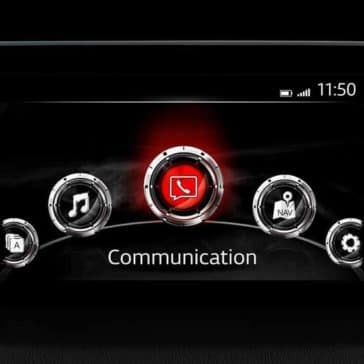 2018 Mazda3 Sedan tech features