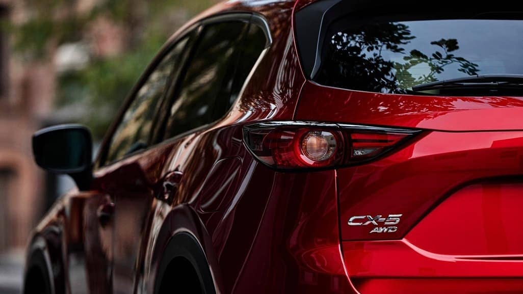 2019 Mazda CX-5 exterior up close