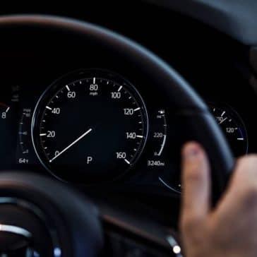 2019 Mazda CX-5 front interior