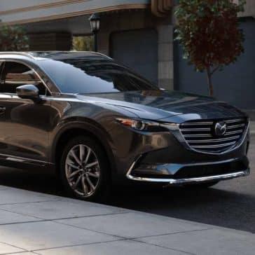 2019 Mazda CX-9 parked