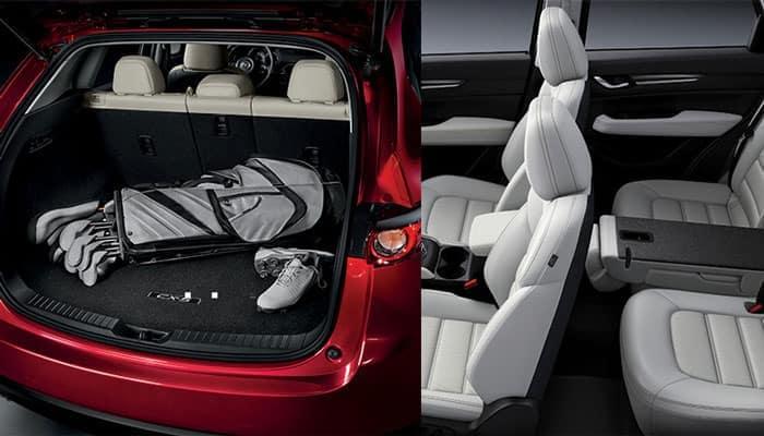 Mazda CX-5 Interior Accessories