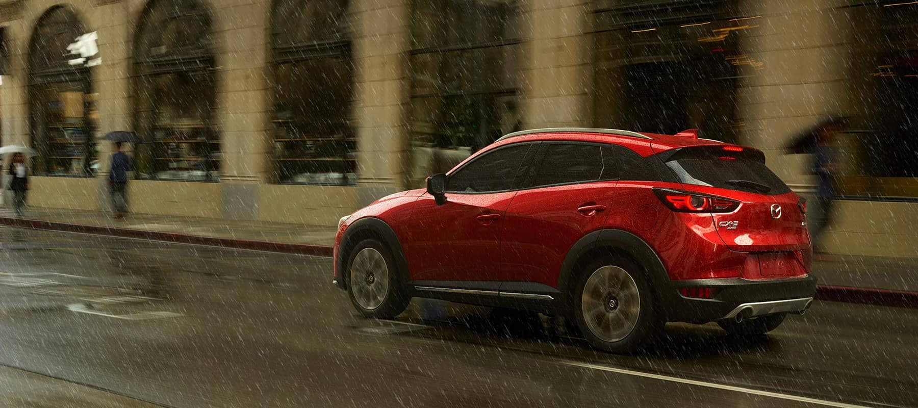 2019 Mazda CX-3 AWD