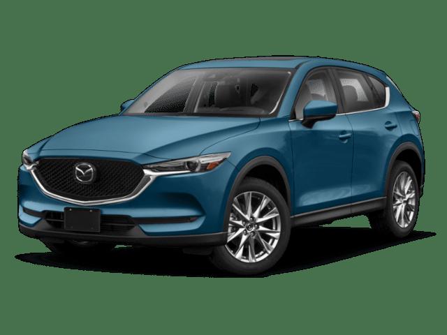 Blue 2019 Mazda CX-5