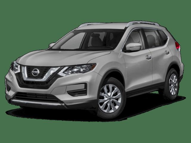 Grey 2019 Nissan Rogue