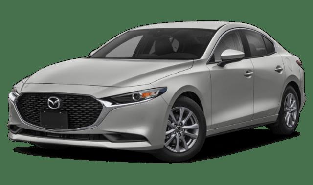 2019 Silver Mazda3